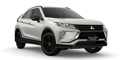 Instant Deduction - Tax Write Off - Mitsubishi Eclipse Cross Black Edition