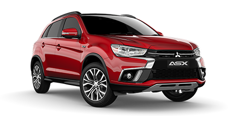 Instant Deduction - Tax Write Off - Mitsubishi ASX Exceed 2WD Auto